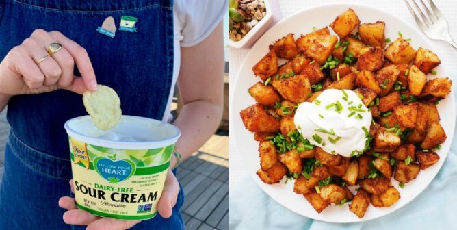 These Tangy and Delicious Sour Cream Options Are All Vegan