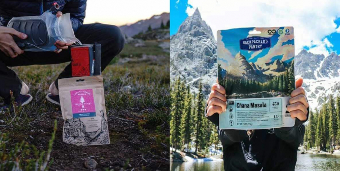 Just Add Water: Vegan Backpacking Food That's Actually Tasty