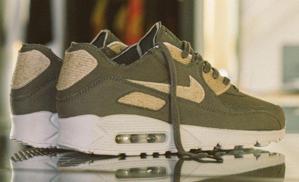 maharishi x Nike Air Max 90 'maha Olive'