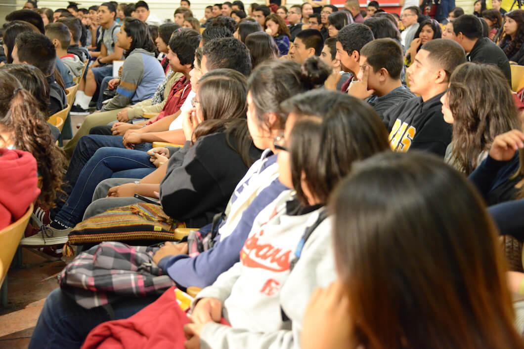 auditorium high school
