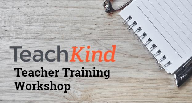 Professional Development: TeachKind's Teacher Training Workshop