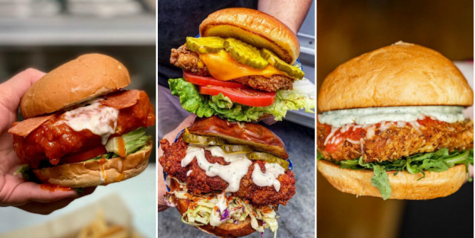 Popeyes Who? Try These Vegan Chicken Sandwich Options Today