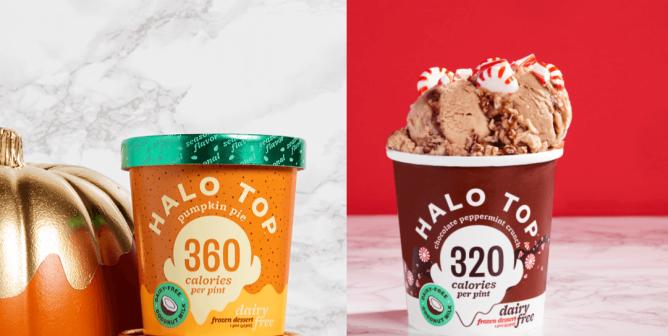 Low-Cal Favorite Halo Top Ice Cream Announces MORE Vegan Flavors