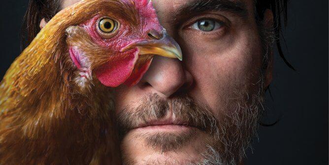 Joaquin Phoenix: The Vegan Joker in Defense of Animals (Grades 6-12)