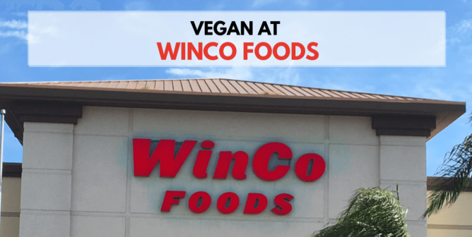 Check Out This Cartload of Vegan Products at WinCo Foods