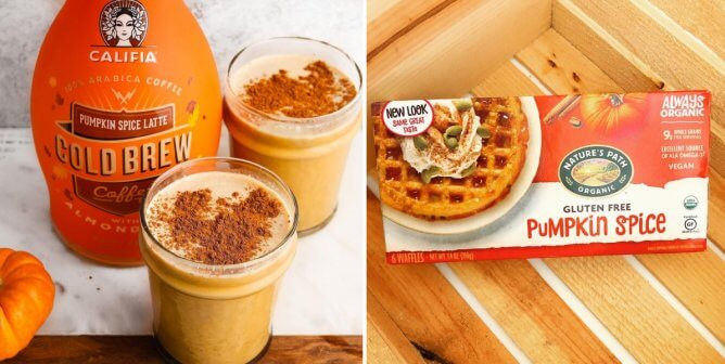 Vegan Pumpkin Spice–Flavored Products to Enjoy This Fall