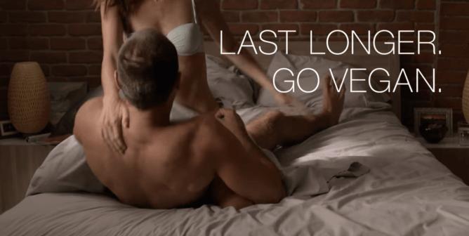 Hottest Reason to Go Vegan? Watch PETA's 'Last Longer' Ad