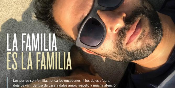 Ignacio Serricchio: La familia es la familia