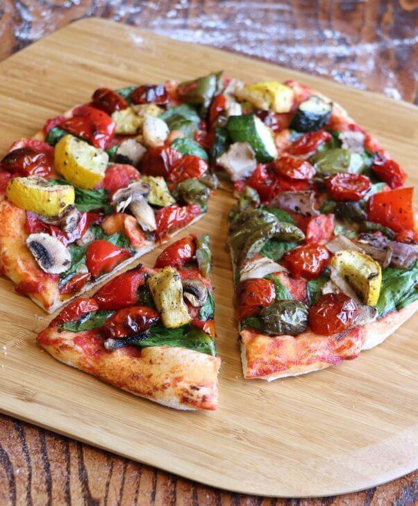 Uno Pizzeria Vegan Pizza