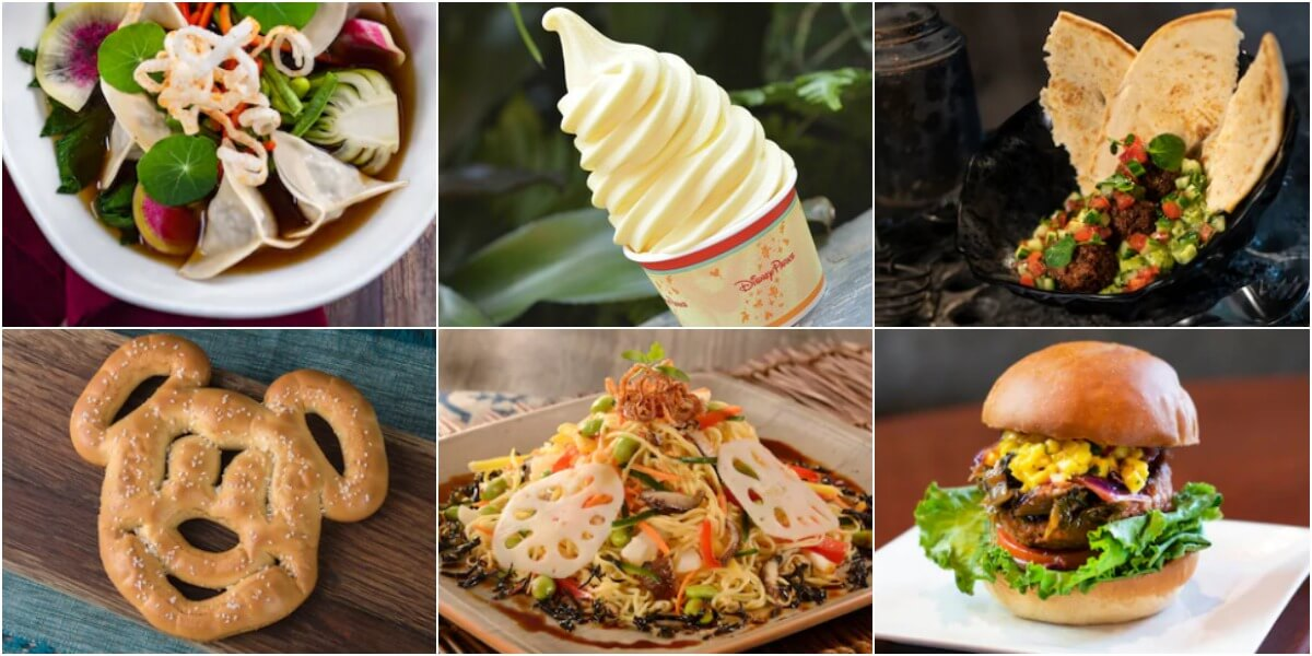 Vegan At Disney World? Be Our Guest! (October 2019)