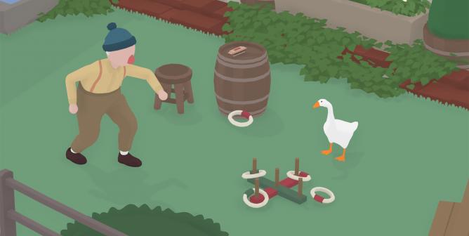 'Untitled Goose Game' Sparks Goose-Revenge Theories, Earns PETA Award