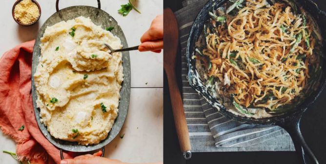 Vegan Side Dishes to Bring to Friendsgiving—Complete With YouTube Tutorials