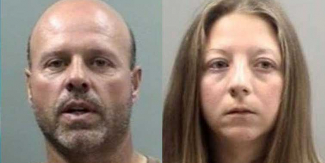 Couple Who Claimed to 'Rescue' Dogs Caught Allegedly Dumping Them on Highway