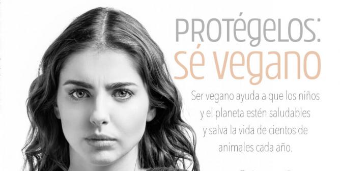 Michelle Renaud: Sé vegano