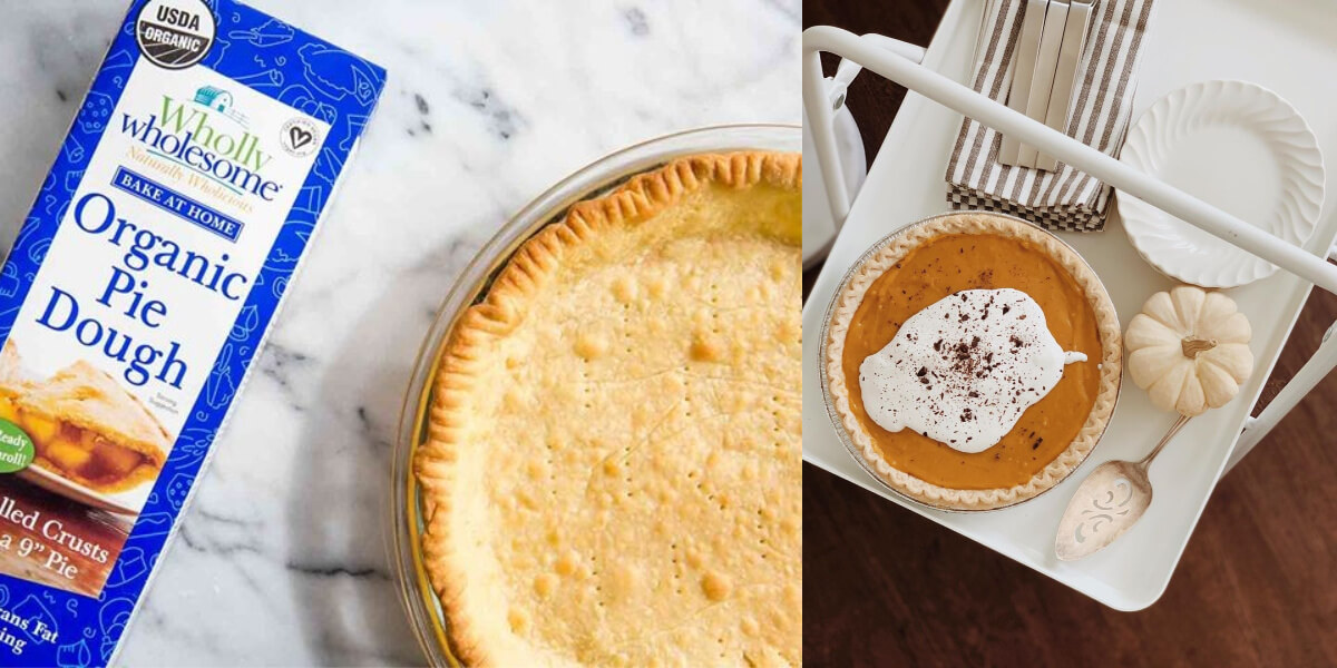 Give Thanks For These Store Bought Vegan Pie Crusts Peta