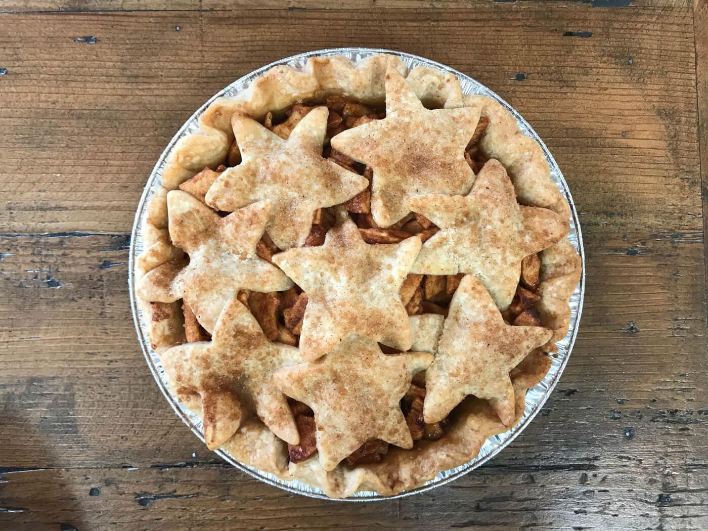 Apple Pie, America