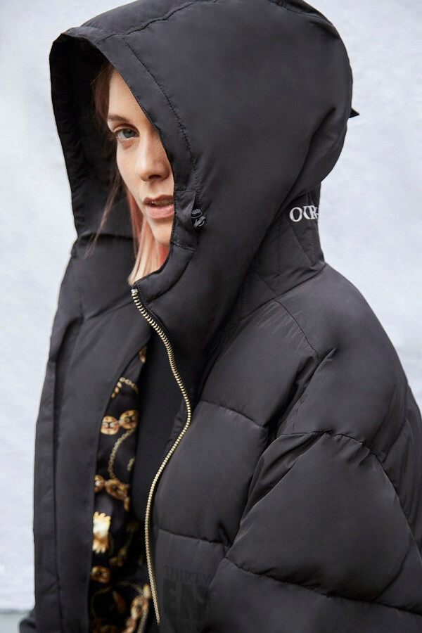 36 Chambers Flying Guillotine Puffer Jacket