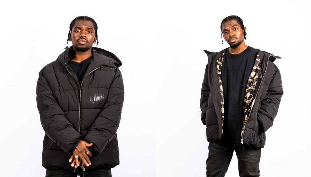 RZA Flying Guillotine Puffer Jacket