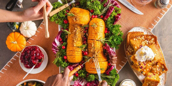 Vegan Thanksgiving Delivered! Places With Delivery or Takeout Options