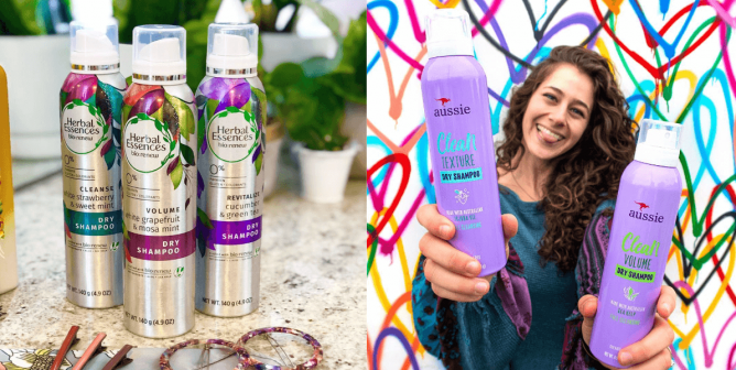 Cruelty-Free, Vegan Dry Shampoos to Save Water, Time, and Energy