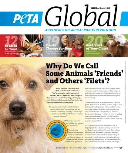 The Animal Rights Magazine - PETA Global