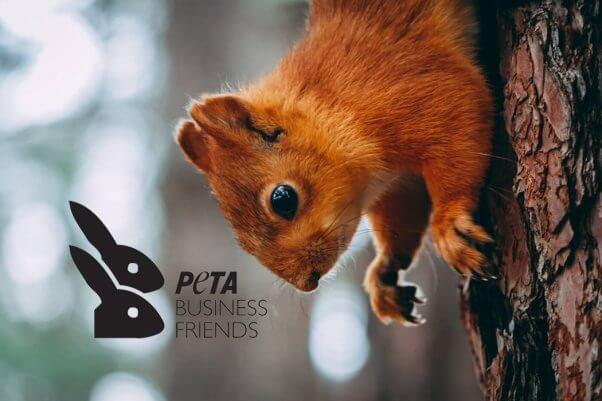 Neighborhood PETA Business Friends Logo