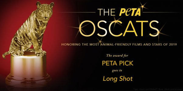 Long Shot Film Wins PETA Oscats Award for PETA Pick