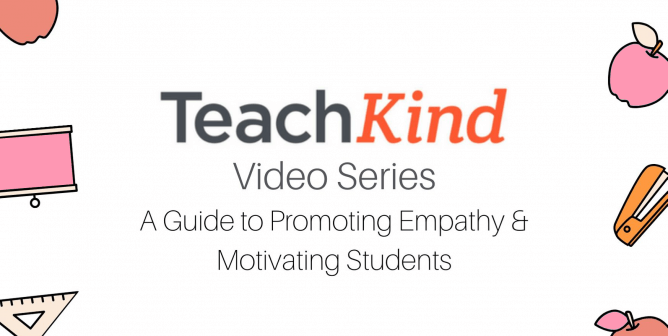 TeachKind Makes It Easy to Teach Empathy in the Classroom