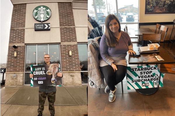 Teen Starbucks Demo IL