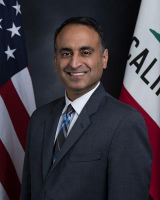 CA Assemblymember Ash Kalra