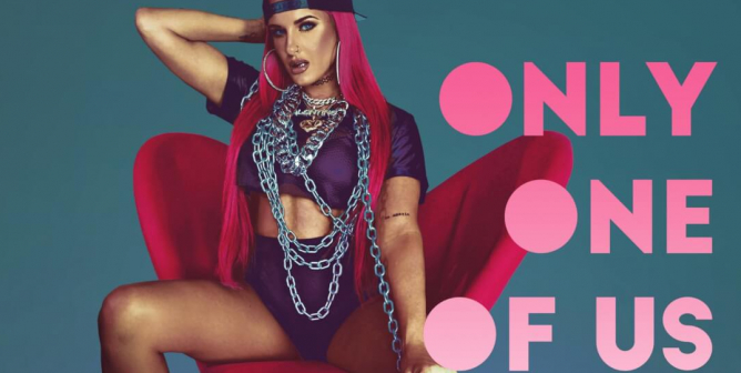 Justina Valentine: Only One of Us Wears Chains