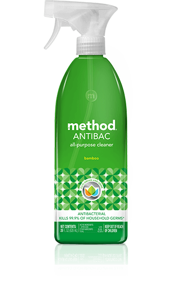 antibacterial cleaner