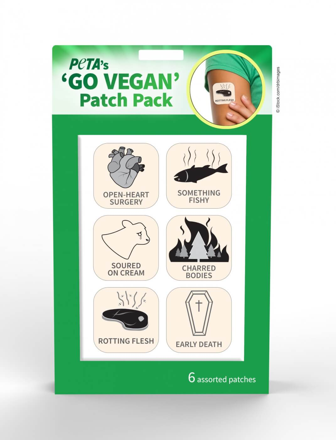 Where to Buy New Scratch 'n' Sniff Meat-Scented Patches