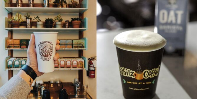These Are the Coffee Chains Without a Vegan Milk Surcharge