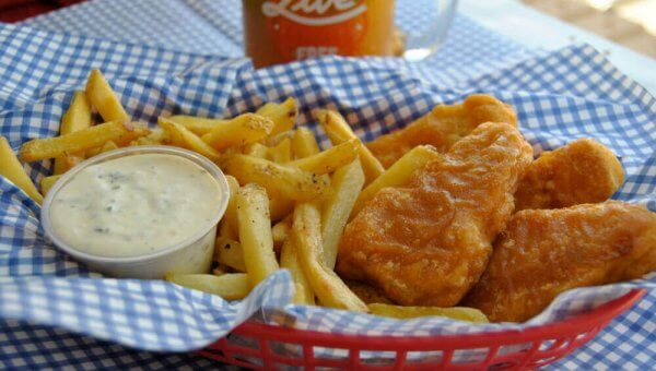 Urge Long John Silver's and Captain D's to Sell Vegan Seafood!