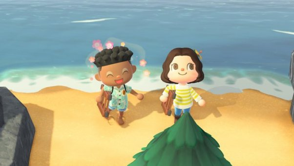 characters in animal crossing new horizons game