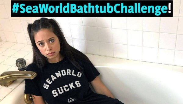 Everyone's Sitting in Bathtubs for Latest Quarantine Challenge—Here's Why