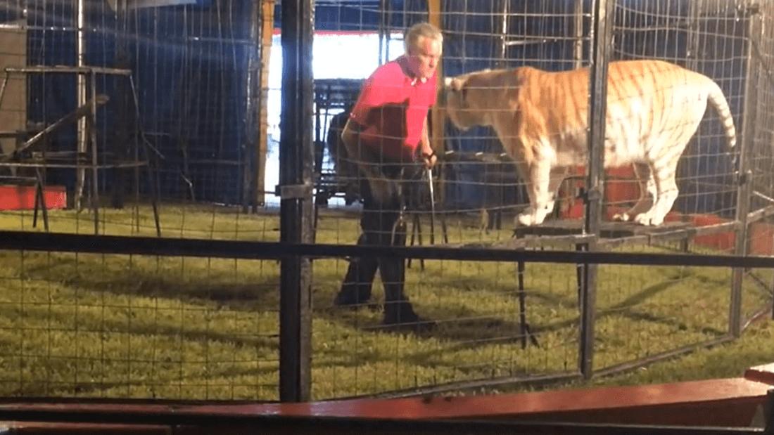 Trey Key of Culpepper & Merriweather Circus