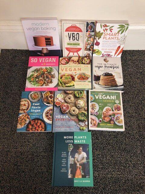 free vegan cookbooks