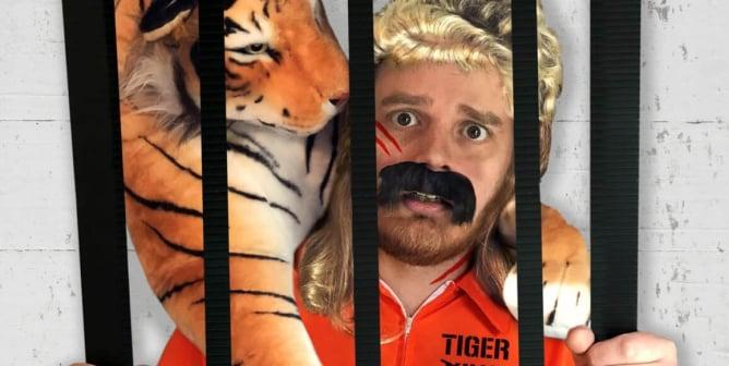 Be Something Truly Terrifying This Halloween: 'Joe Exotic,' Tiger Killer