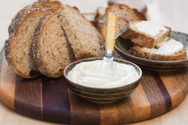oil-free vegan butter