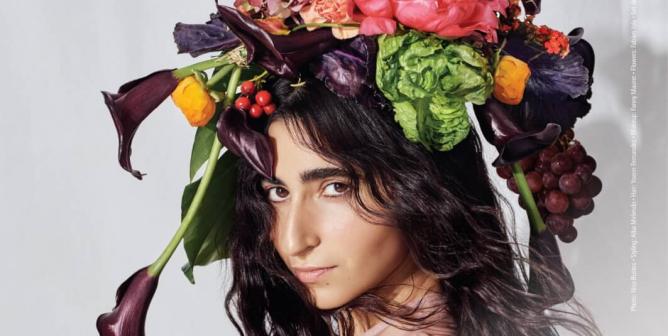 Alba Flores: Go Veg For Animals. For The Planet