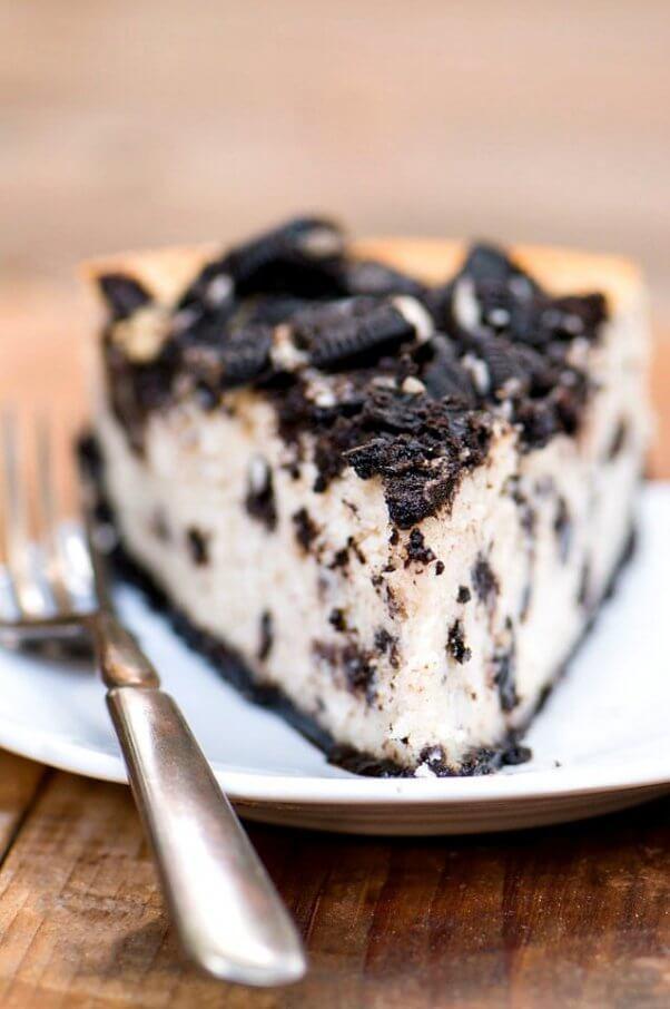the cheesecake factory oreo cheesecake vegan copycat recipe