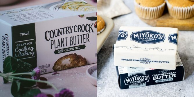 Brands With Vegan Butter and Margarine (August 2020) | PETA