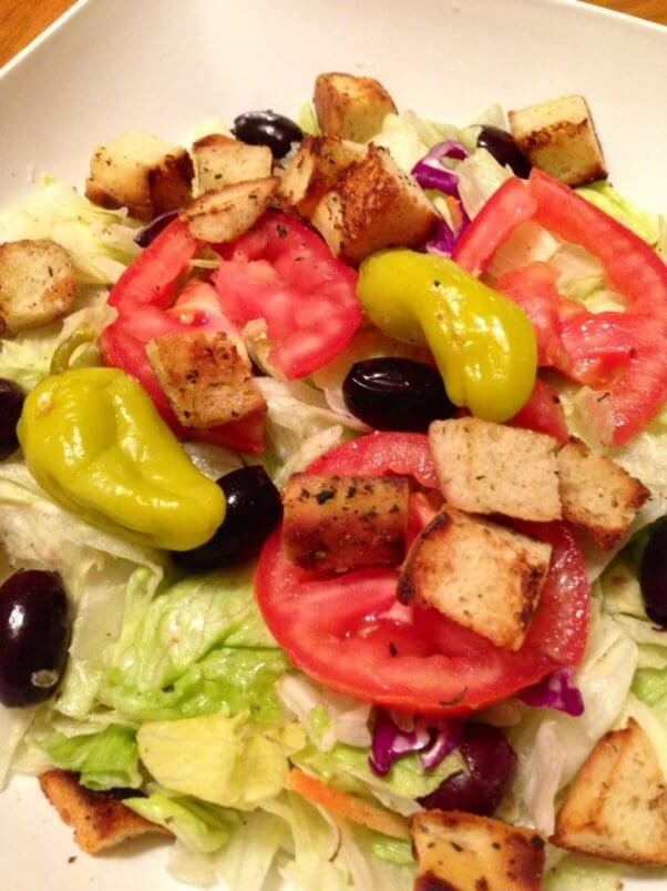 vegan olive garden salad dressing recipe
