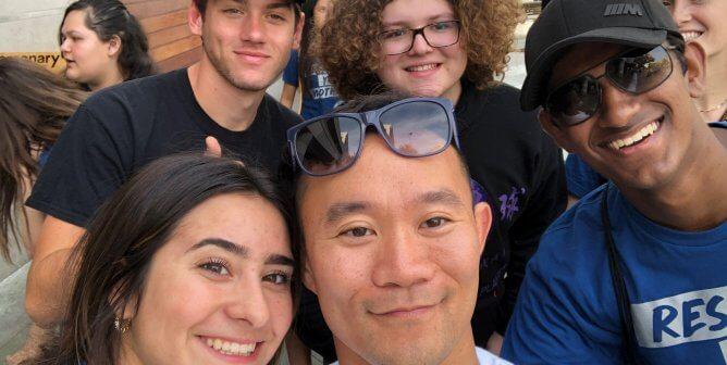 Teacher Spotlight: Meet Dennis Yong