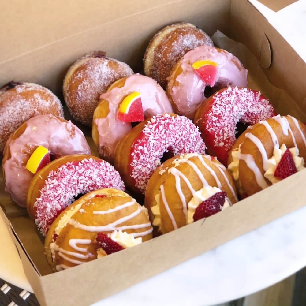 PETA's Top Vegan Doughnuts You'll Love A 'Hole' Lot