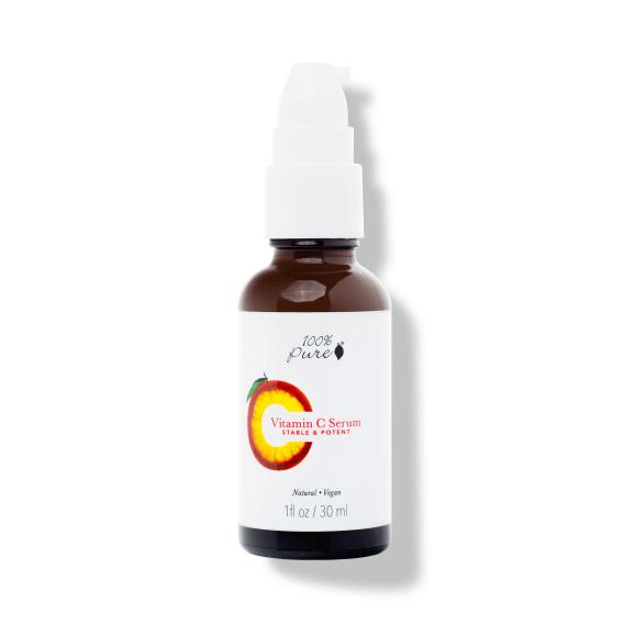 100% PURE's Vitamin C Serum