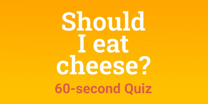 Should You Eat Cheese? Take PETA's 60-Second Quiz to Find Out