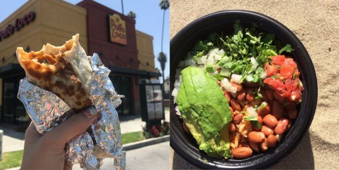 El Pollo Loco Is the Biggest Chain to Offer Vegan Chicken Burritos